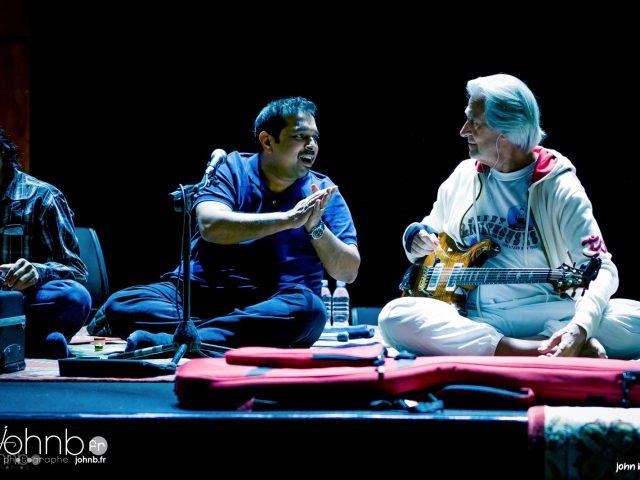 John McLaughlin & Shakti @Monaco 2013