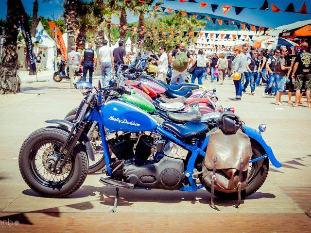 Euro festival 2012 – Harley Davidson – Motos
