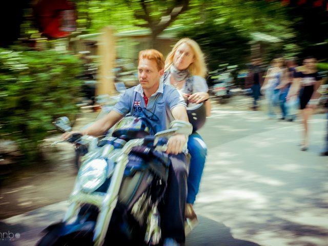 Euro festival 2012 – Harley Davidson – Bikers