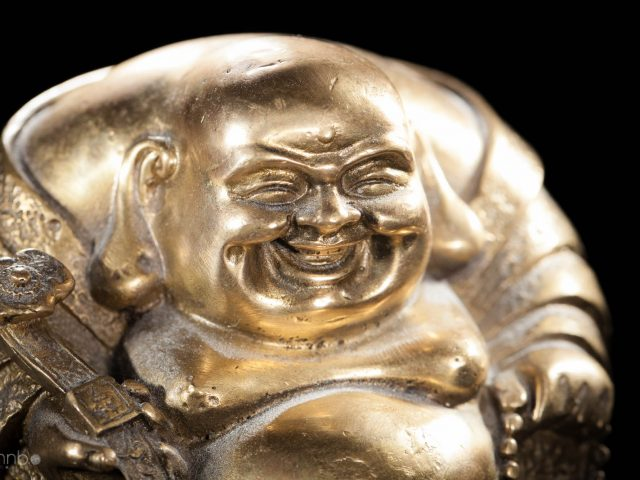 Bouddha – Macro