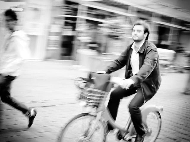 La vitesse à Paris